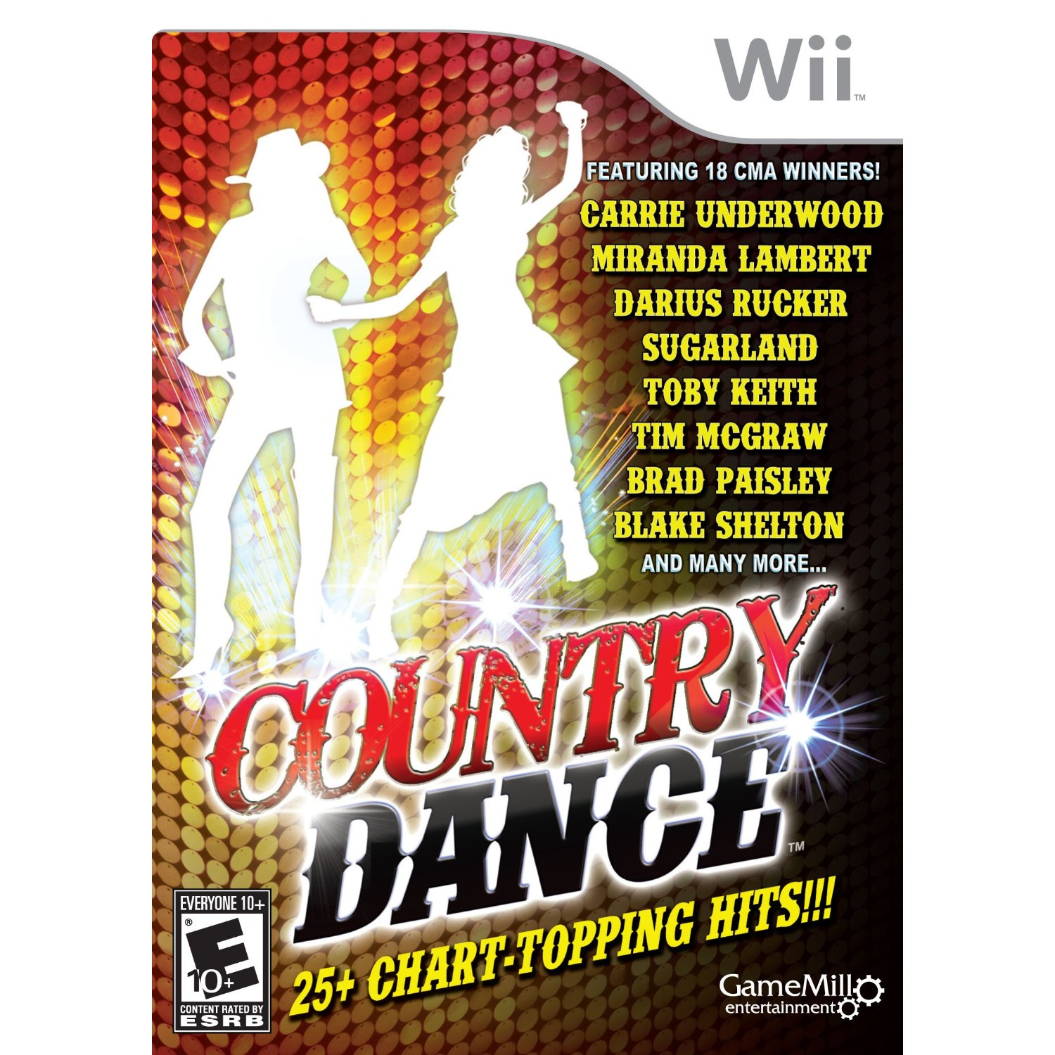 Country Dance for Wii Video Game