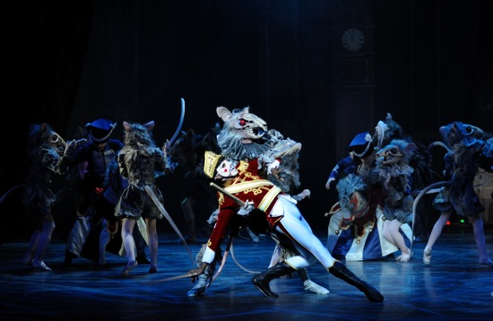 mouse king english national ballet nutcracker