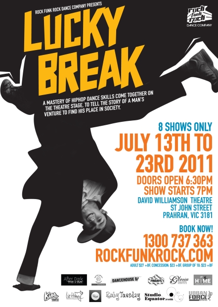 Lucky Break by Rock Funk Rock Dance Company