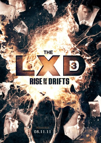 Rise of the Drifts Poster