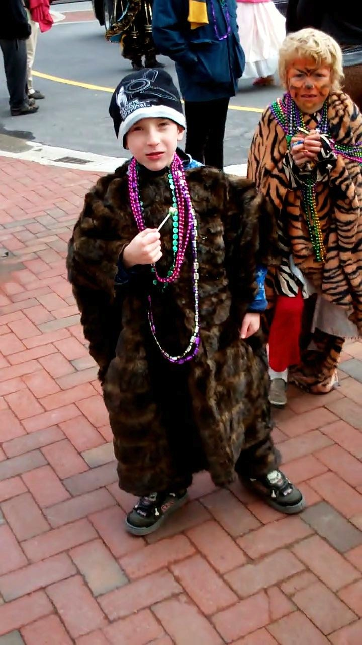Mardi Gras in Asheville, March 6, 2011