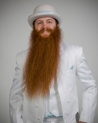 Jack Passion, World Beard Champion