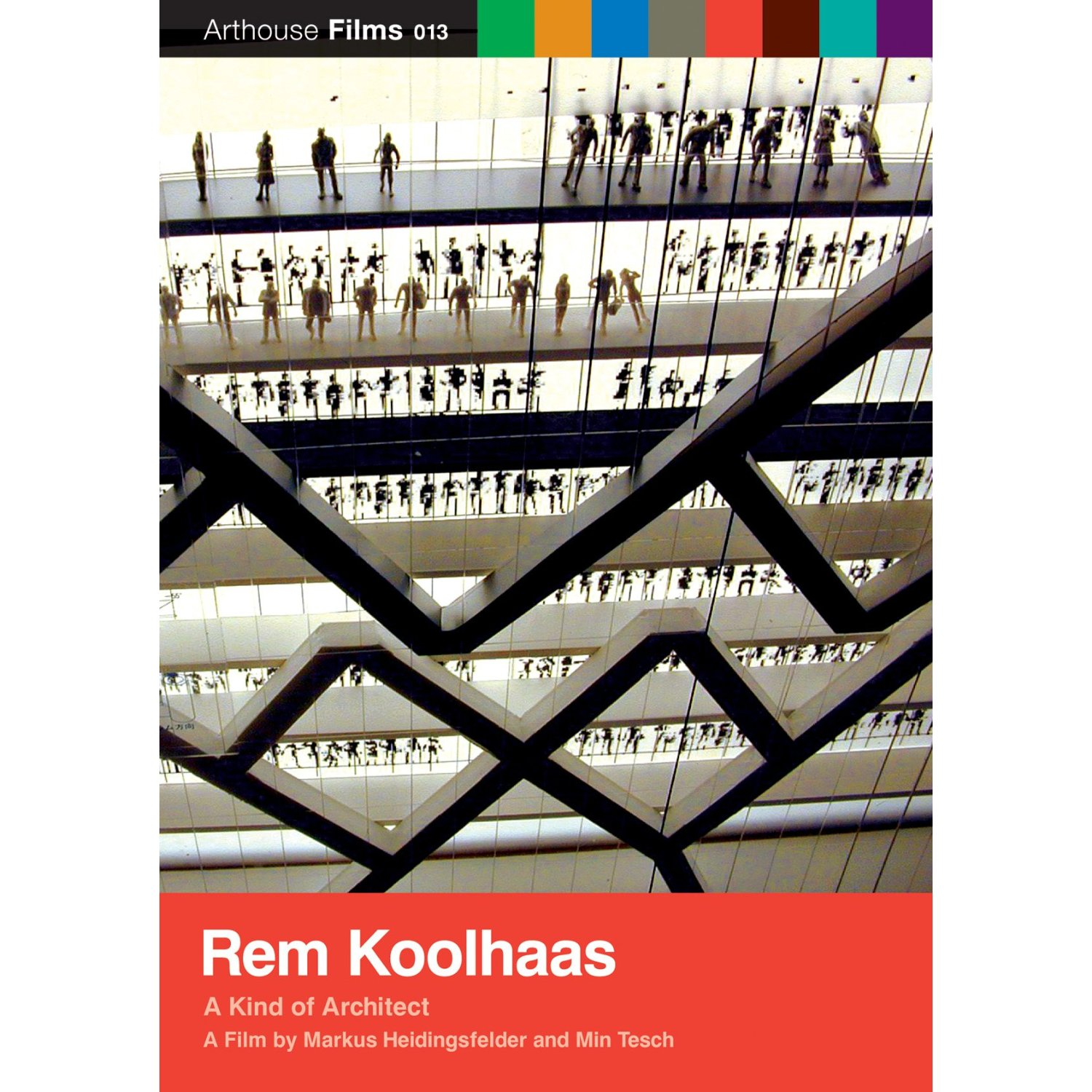 rem koolhaas dvd