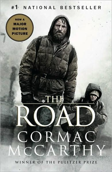 Cormac McCarthy - The Road book cover art
