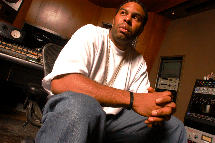 cl smooth in the studio