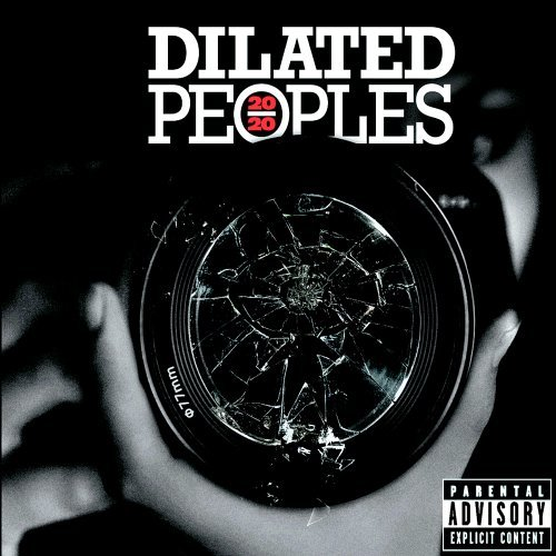 dilated peoples - 20/20 album cover