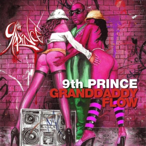9th Prince - Granddaddy Flow album cover art