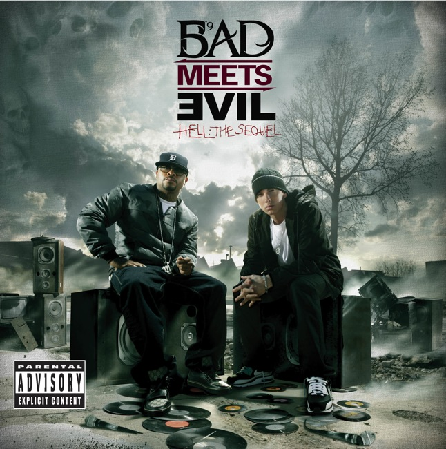 bad meets evil hell album