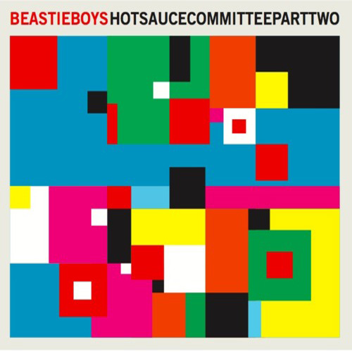 Beastie Boys Hot Sauce Committee Part Two album cover art