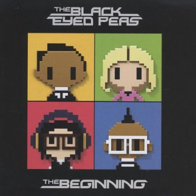 black eyed peas beginning album artwork. lack eyed peas beginning