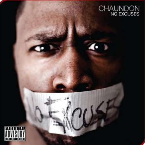 Chaundon - No Excuses album cover art