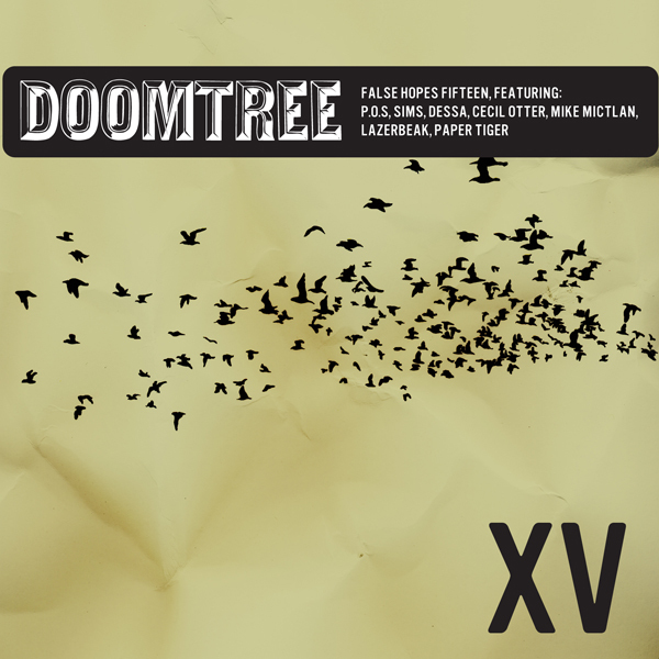 Doomtree False Hopes XV album cover art