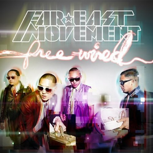 Far East Movement - Free Wired album cover art