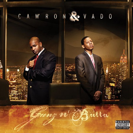 camron Vado Gunz N Butta album cover art