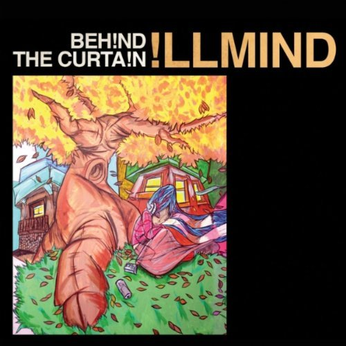 !llmind  Behind the Curtain album cover art