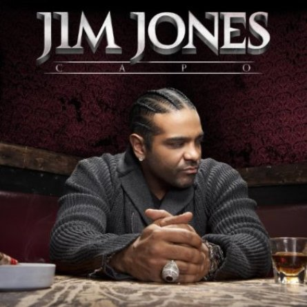 Jim Jones Capo album cover art