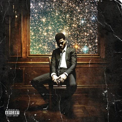 Kid Cudi - Man On The Moon 2 album cover art