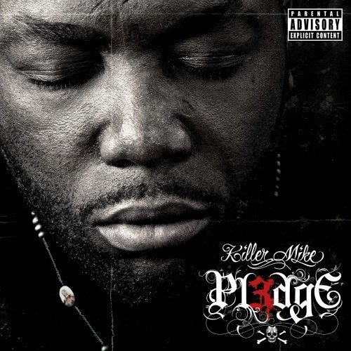 Killer Mike - PL3DGE album cover art