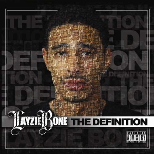 Layzie Bone The Definition album cover art
