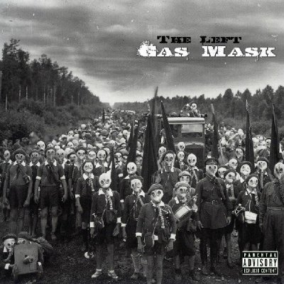 The Left - Gas Mask album cover art