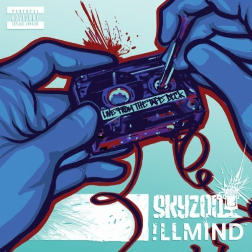 Skyzoo Illmind - Live From the Tape Deck album cover art