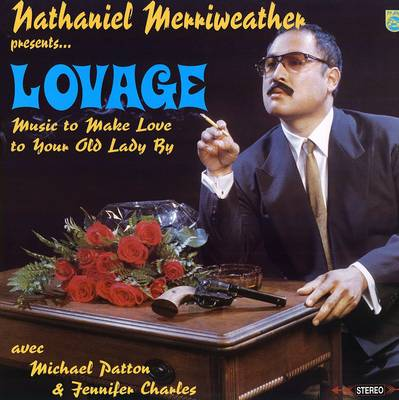 Dan The Automator Lovage Music To Make Love To Your Old Lady By album cover art