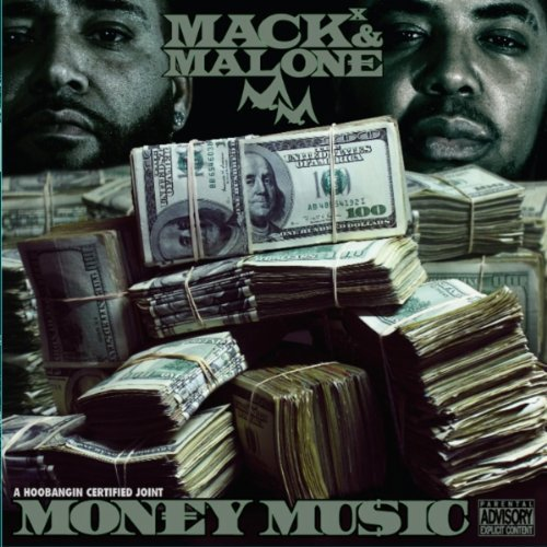 Mack Malone Money Music album cover art
