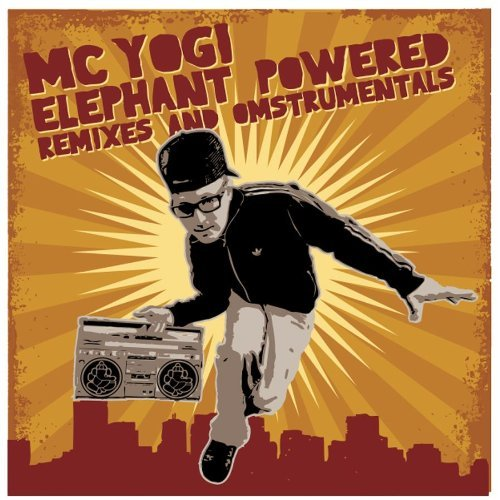 MC Yogi - Elephant Powered Remixes album cover art