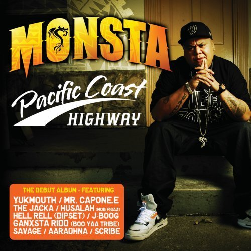 Monsta Pacific Coast Highway album cover art