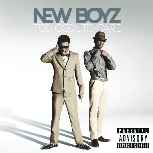 New Boyz - Too Cool to Care album cover art