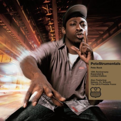 Pete Rock Petestrumentals album cover art