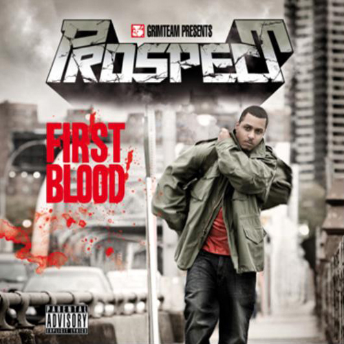 Prospect First Blood album cover art