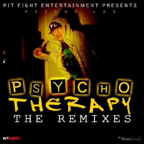 Les - Psycho Therapy: The Remixes album cover art