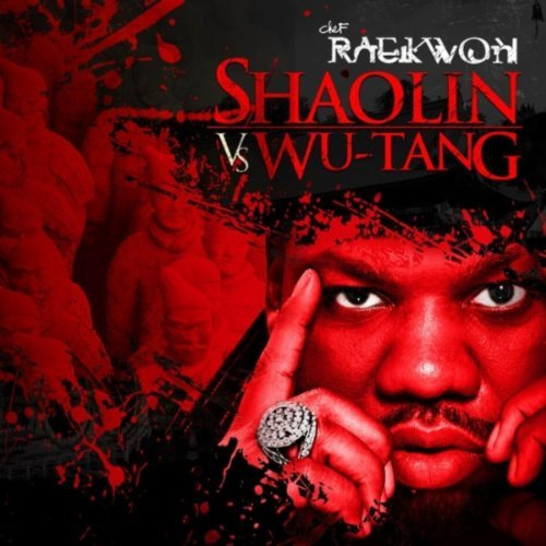 Raekwon Shaolin Vs Wu-Tang album cover art