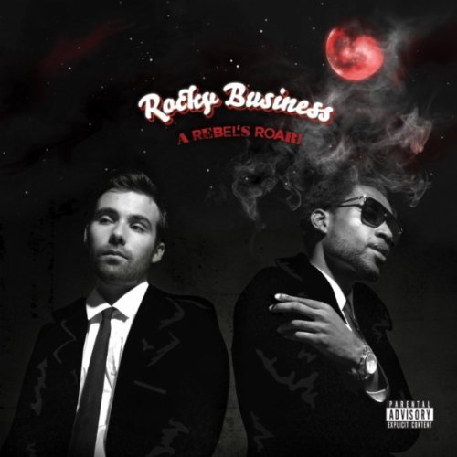 Rocky Business - A Rebel's Roar album cover art