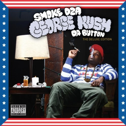 Smoke DZA - George Kush Da Button album cover art