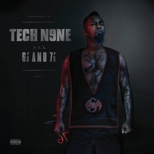 tech n9ne all 6 and 7 album cover art