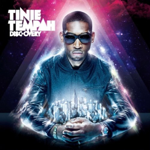 Tinie Tempah - Disc-Overy album cover art