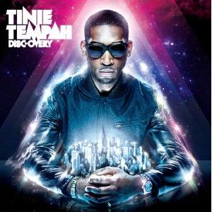 tinie tempah disc-overy album cover art