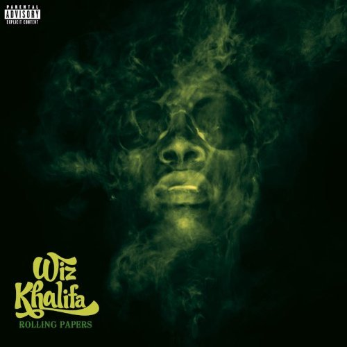 Wiz Khalifa - Rolling Papers album cover art