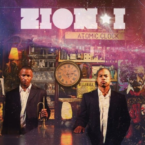 Zion I - Atomic Clock album cover art