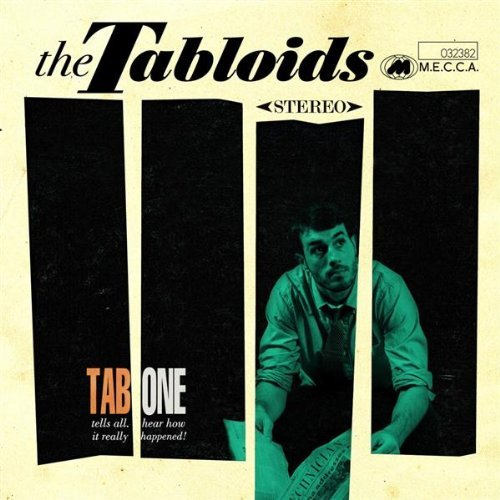 Tab-One The Tabloids album cover art